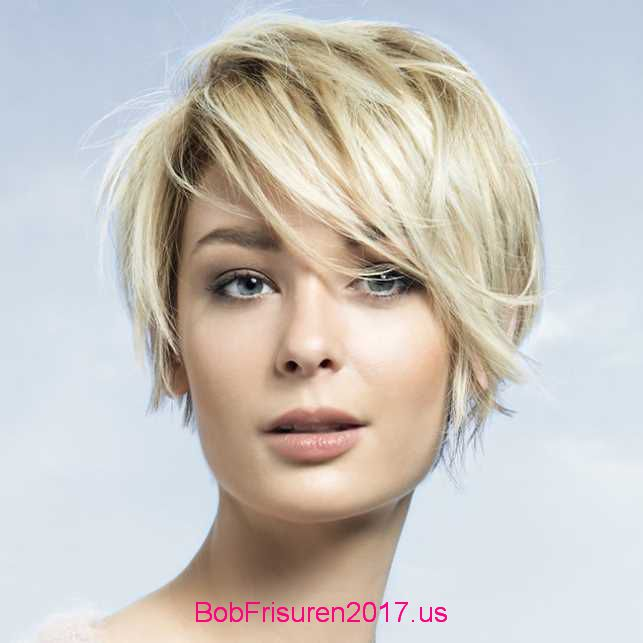 blond kurzhaarfrisuren 2019