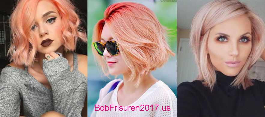 haarfarben trends 2019 frisuren stylen