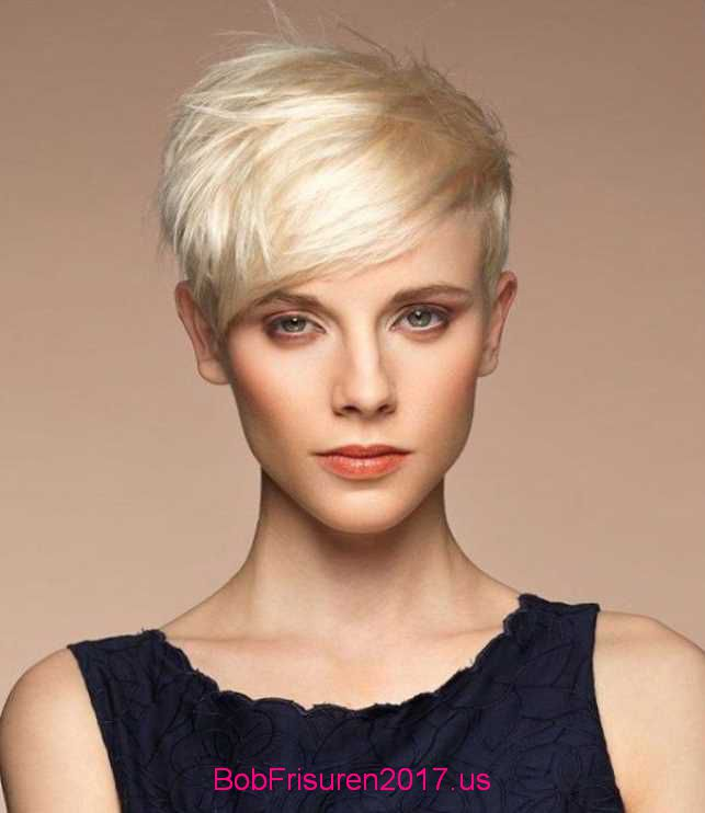kurzhaarfrisuren trends 2017