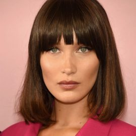 bella hadid sommerfrisuren 2019